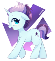 Art trade : Slone by Marenlicious