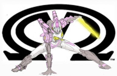 Arcee Sketch by MarOmega
