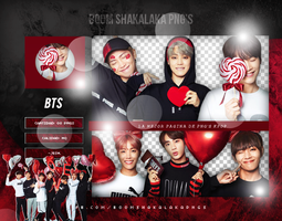 BTS PNG PACK #5 by Upwishcolorssx