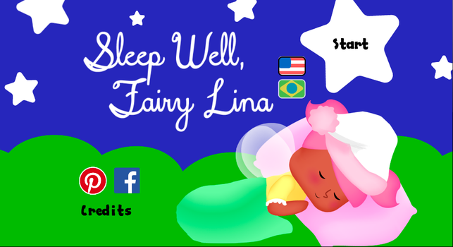 Sleep well, little fairy Lina by gianjos