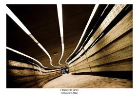 Follow the Lines by biroo87