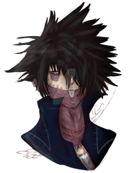 Dabi ( MHA ) by Yuukia-Love51