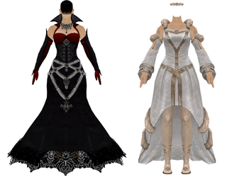 MMD Download - Outfits 2 by Drysmath