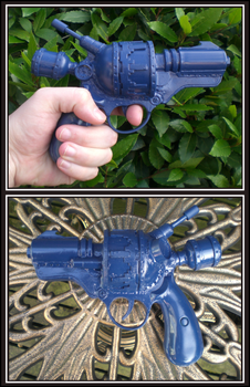 Resin Raygun WIP Part 2 by Isinglass-Industries