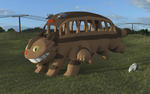 The Catbus by ChristopherReality