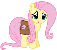 Fluttershy Vector by PaulySentry