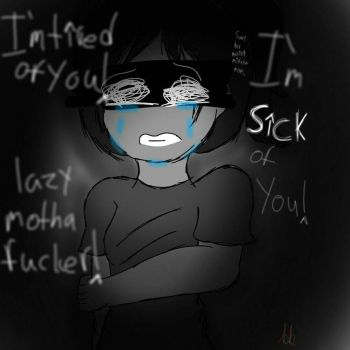 a vent I made like a few days ago by Vance637