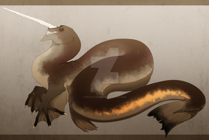 Narwhal Dragon adopt: CLOSED by Reality-Rebel