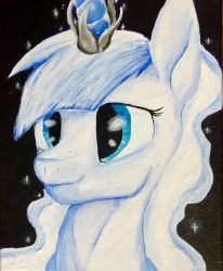 Ice Princess Color Sceem Painting  by ColorSceemPainting