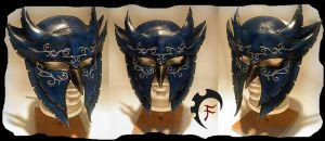 Owl mask by Feral-Workshop