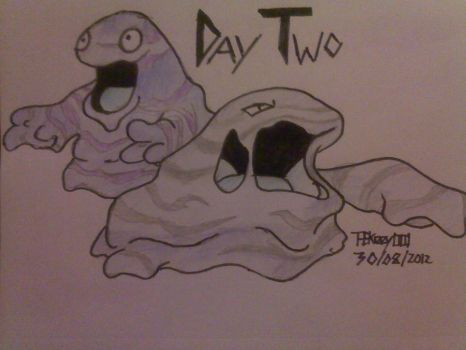 30 Day Pokemon Challenge - Day Two by The-Krazy-One