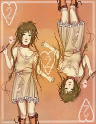 The Two of Hearts by nexides