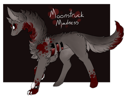Moonstruck Madness [Vicarris Auction] by TVCranium