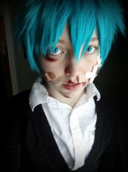 Rolling Boy Mikuo-The Words Come Out So Light by XxNaomi-LukarixX
