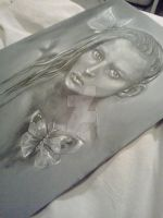 charcoal on grey by aliceinsane