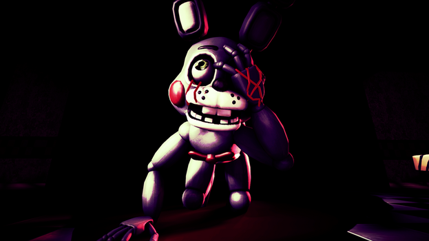 Where are you mom Contest entry FNAF-Addiction by Ionyen