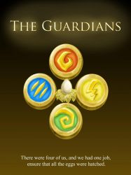 The Guardians Cover by DragonCid