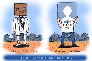 The Avatar Kids by scotthampson