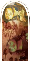 Kick Flip for a Cause contest ~~ Piece the Veil~~ by AnonKilledMyZed