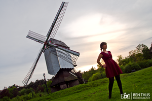Windmill by BenThijs