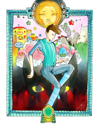 Broken Age, Shay and the World Part 1 by PacificSnow