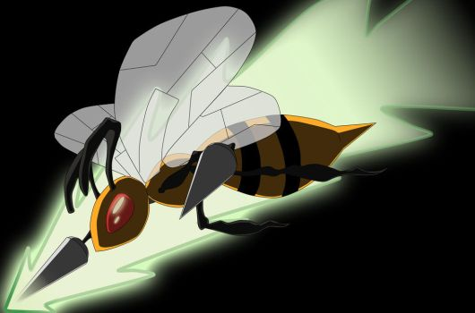 Beedrill by TheSaure55