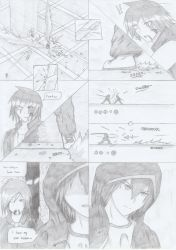 MY OCS Saemon, Dusk And Frankie GIFT 1 Part 10 by FANSILVER