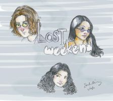 Lost Weekend by Kumu18