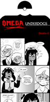 [CH. 1] Omega Underdogs - Pages 31-35 by Pinkablu