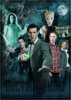 Doctor Who series 6 poster 1 by gazzatrek