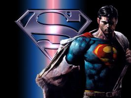 Superman Changing 1 by Superman8193