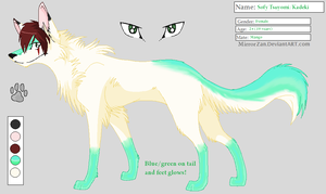 .:Sofy Wolf Ref+New+:. by Patsuko