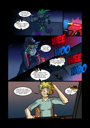 Ignotus Issue 1 - Page 24 by UberNooga