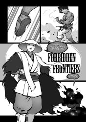Forbidden Frontiers 177 by Pokkuti
