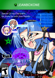 5PB guitar star: project world tour by MasterZero