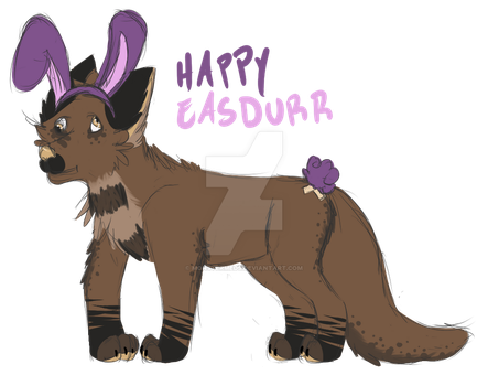 Happy Easdurr by MonsterMeds