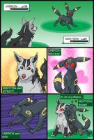 Mightyena vs Umbreon