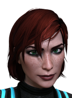 Fem Shep Hair G3F DOWNLOAD by TaliDesade