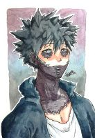 Dabi by SuperG0blin
