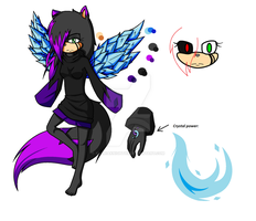 .:Kigami The Cat Reference:. by xXAriaKnightXx