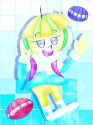Colorful Chip [Pop'n Music] by JennALT-01angel