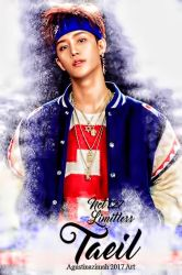 NCT Taeil - Limitless by nazimahagustina