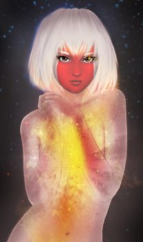 Fire soul by chiringo