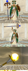 VS. Palutena 1 by iiotoko125