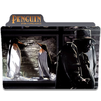 Penguin Pain and Prejudice by DCTrad