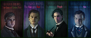 Sherlock Set by FluorineSpark