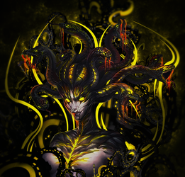 Medusa Re-awakened Forum Tag Version by IAMFX