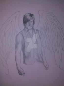 Norman R./Daryl D. by MrHookerHusband187