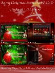 Windows 8.1.1 Merry Christmas Everyone (V.2014) by poweredbyostx