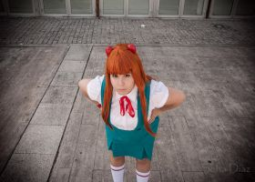 Why do I have to do this? (Asuka Langley Soryu) by Nullien